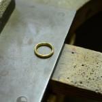 Feingoldcollektion Oro Puro - Trauring